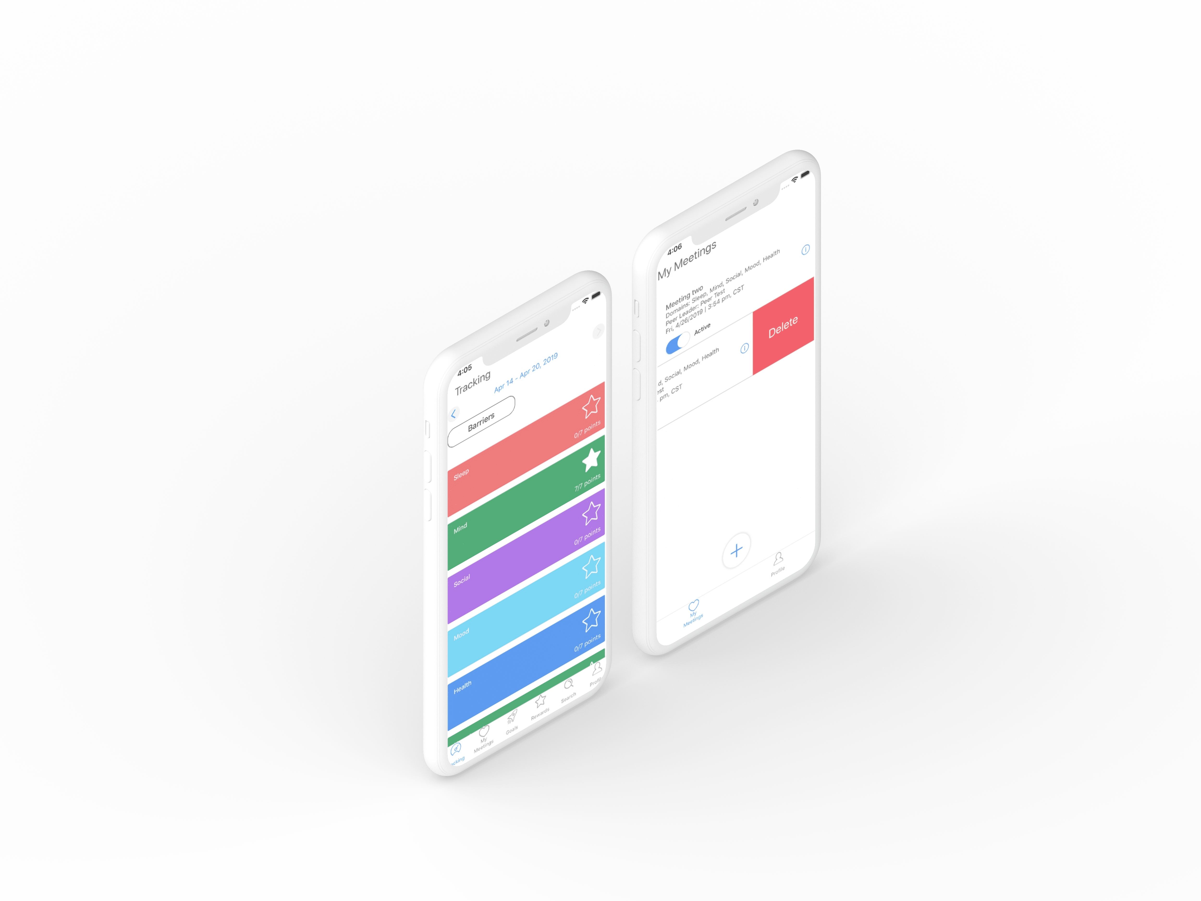 Mental Wellness Mobile App