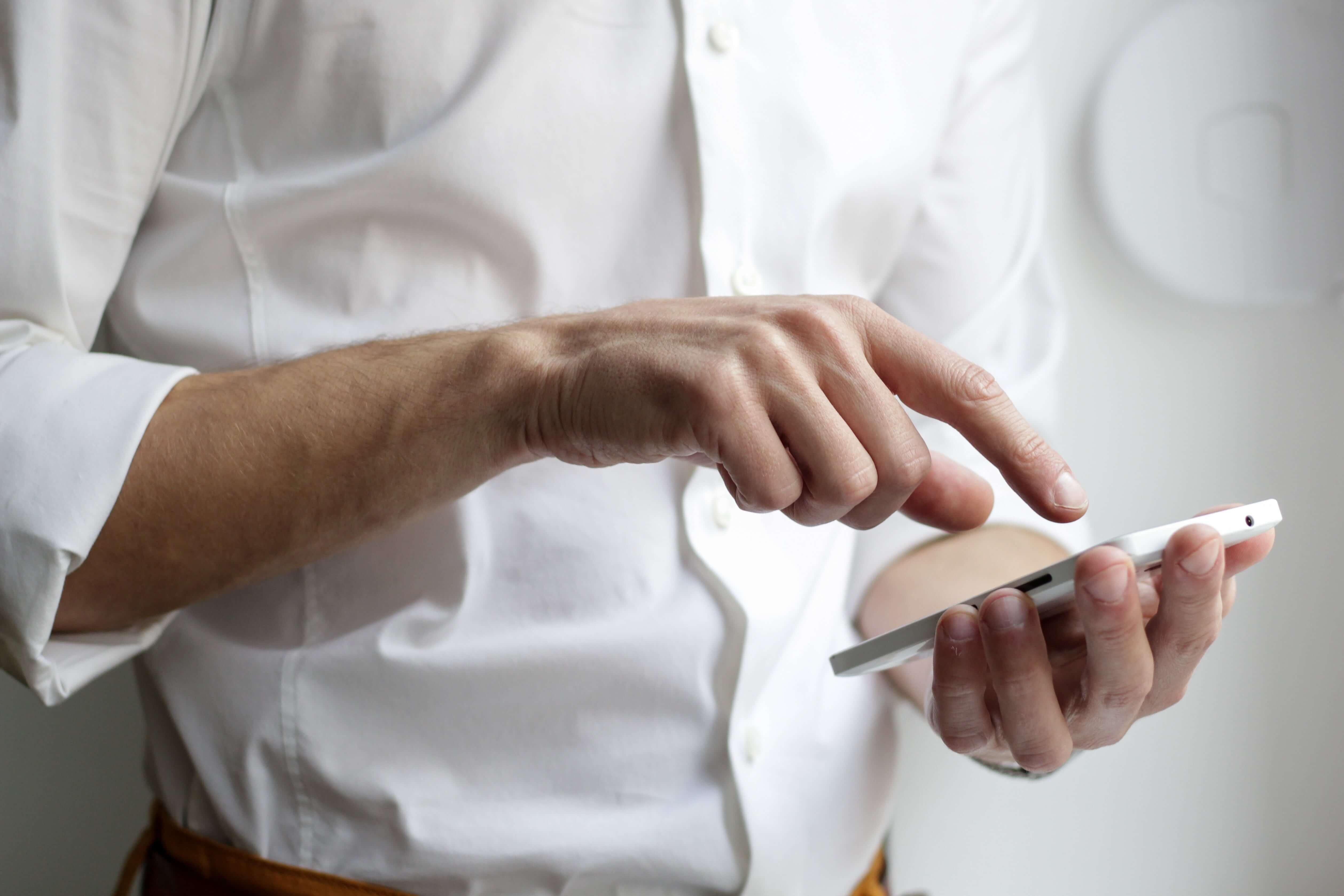 Service Booking Platform Mobile App