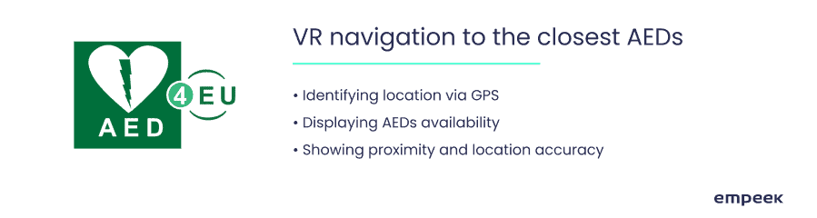 AR VR healthcare cases